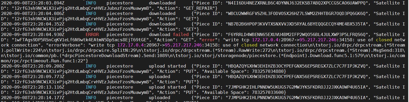 error picture download failed